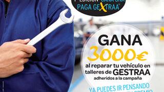 Talleres de Segovia sortean 4.500 euros entre sus clientes