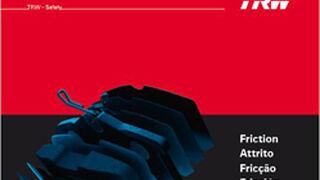 TRW estrena 2013 con 4.700 referencias en frenos