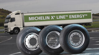 Michelin X Line Energy, neumáticos de camión para larga distancia