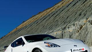 El neumático Bridgestone Potenza, en el Nissan 370Z Nismo