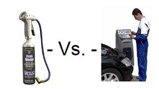Auto Freeze, la alternativa para la recarga de gas R134a