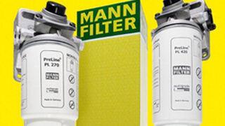 Mann-Filter presenta sus nuevos prefiltros en Motortec A.I.