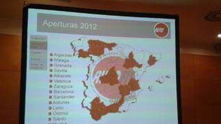 Autofit cerró 2012 con un centenar de talleres