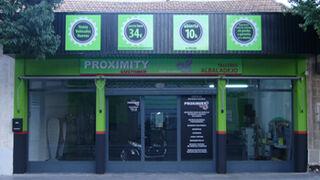 La red Proximity suma un nuevo taller en Murcia