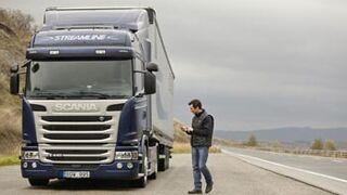 Scania Streamline facilita la interacción con el taller con la diagnosis remota