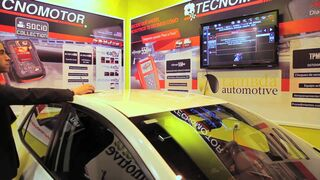 Lambda Automotive en Motortec AI 2013