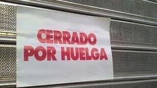 Talleres y concesionarios asturianos, en huelga