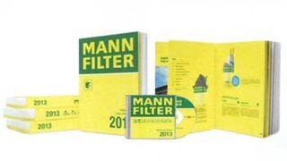 Mann-Filter ofrece 260 nuevas referencias en su catálogo 2013