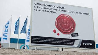 Recambios y clientes, objetivos estratégicos de la red Iveco