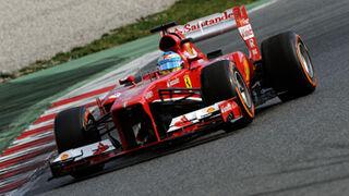 NGK F135, bujías para el Ferrari de Fernando Alonso