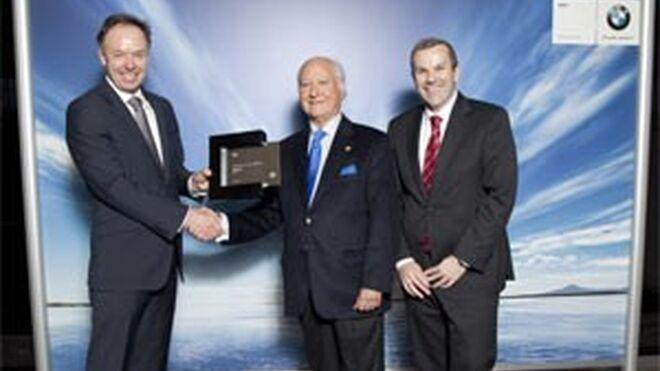 Vehinter, mejor concesionario BMW en 2012