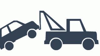 Alquila una grúa para robarle una furgoneta a un taller