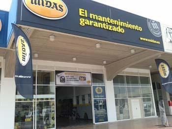 Midas abre su cuarto taller en la provincia de valencia - Reparacion tv valencia ...