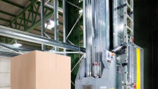 SSI Schaefer desarrolla la nueva generación de transelevadores Exyz