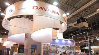 Davasa en Motortec AI 2013