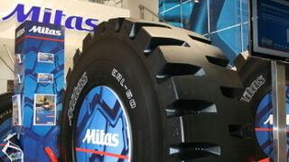 Mitas amplía la gama de neumáticos muevetierra con ERL-50
