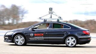 Bosch fija su estrategia en los sistemas de asistencia al conductor