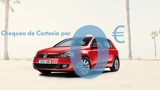 Volkswagen chequea gratis coches que cumplen un año