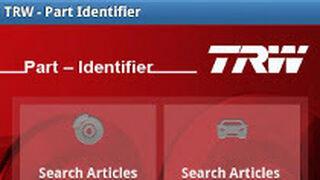 El catálogo de TRW, ahora disponible en una app para Android