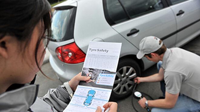 Bridgestone informa en tiempo real sobre el desgaste de los neumáticos