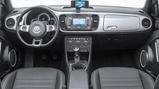 Volkswagen integra el iPhone en el coche con iBeetle