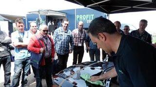Festool reúne a 400 profesionales de chapa y pintura con Profit Zone