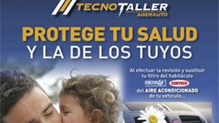 TecnoTaller promociona los filtros Corteco