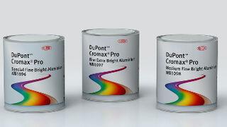 DuPont amplía su oferta de colores con tres tintes de aluminio