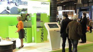 Signus en Motortec AI 2013