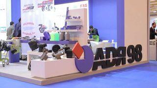 ADR98 en Motortec AI 2013