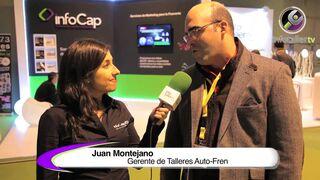 Talleres opinan sobre Infotaller en Motortec AI 2013