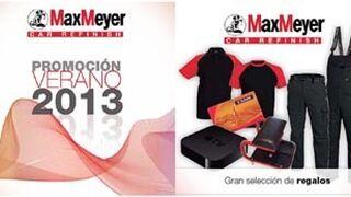MaxMeyer equipa al taller por la compra de aparejos y barnices