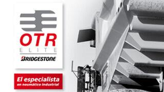 Bridgestone OTR Élite, la nueva red de neumáticos industriales