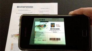 Autopromotec estrena app y entradas electrónicas