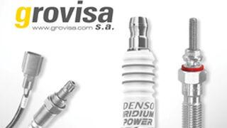Grovisa distribuye productos de encendido Denso