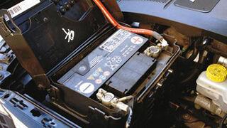 La batería provoca una de cada cuatro averías en invierno