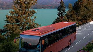 Iveco Bus sustituye a la marca Iveco Irisbus