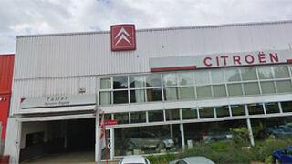 Citroën Burgas Motor (Ourense), en concurso de acreedores