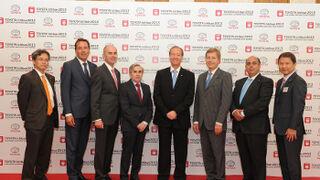 Toyota premia a los concesionarios Comauto Sur, Toyota Ourense y Jugorsa