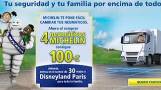 Michelin regala 100 euros por comprar neumáticos de camión