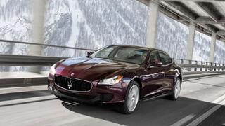 Continental equipa por primera vez un modelo de Maserati