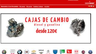 Cesvi Recambios se estrena en venta online y redes sociales