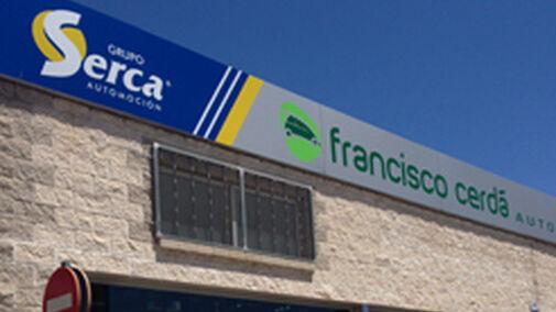 Francisco cerd auto recambios abre tienda en algemes - Reparacion tv valencia ...
