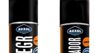 Auxol, nuevos Limpia Turbo y Descarbonizador EGR