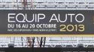 Equip Auto 2013 se vuelve más francés