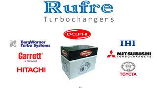 Rufre distribuye turbocompresores reconstruidos Delphi