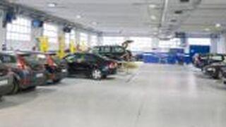 El 78% del beneficio de la concesión Volvo procede de la posventa