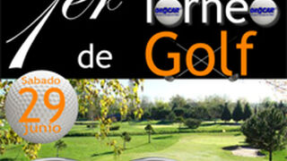 Talleres Orocar organiza un torneo de golf