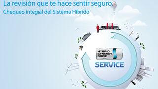 Toyota, revisiones de híbridos con garantía por 25 euros