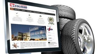 Nueva web de Grupo Soledad, con información de todas sus empresas